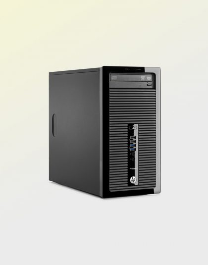 HP AMD A8 Quad Core Desktop PC